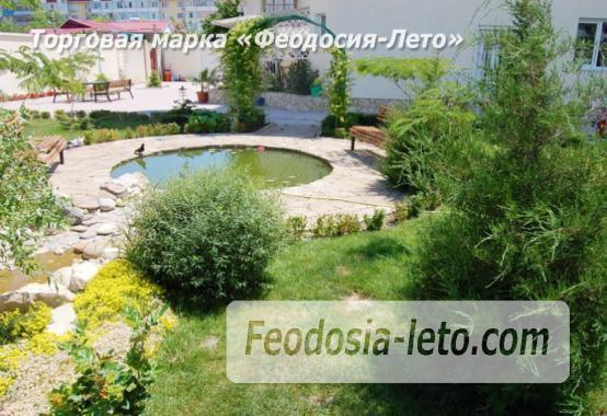 Пансионат с бассейном в Феодосии переулок Танкистов - фотография № 16