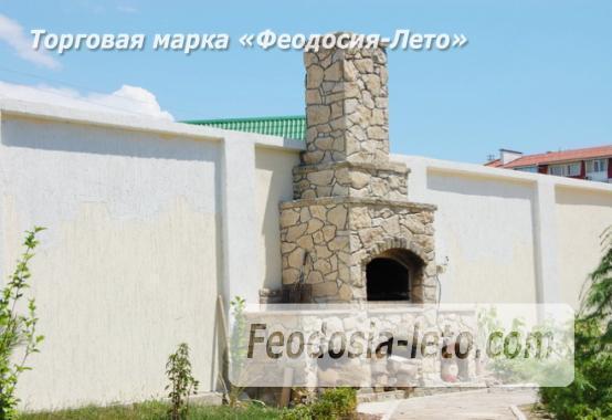 Пансионат с бассейном в Феодосии переулок Танкистов - фотография № 17