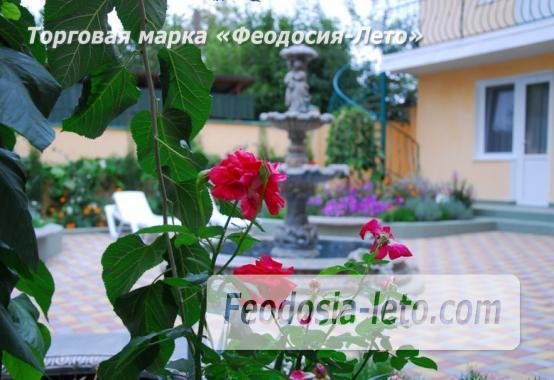 Пансионат с питанием в г. Феодосия на Листовничей. 2 корпус - фотография № 19