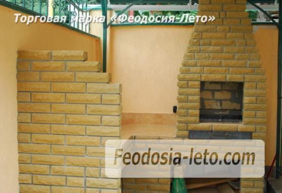 Пансионат с питанием в г. Феодосия на Листовничей. 2 корпус - фотография № 23