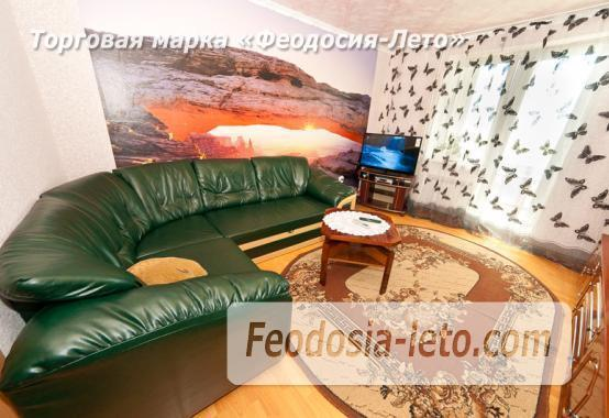 2 комнатная квартира на улице Дружбы, 30-В на Золотом пляже в Феодосии - фотография № 1