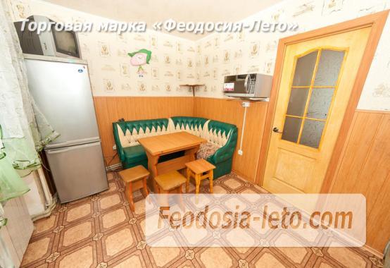 2 комнатная квартира на улице Дружбы, 30-В на Золотом пляже в Феодосии - фотография № 3
