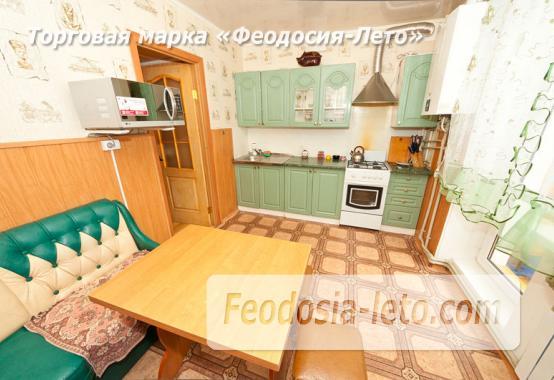 2 комнатная квартира на улице Дружбы, 30-В на Золотом пляже в Феодосии - фотография № 2