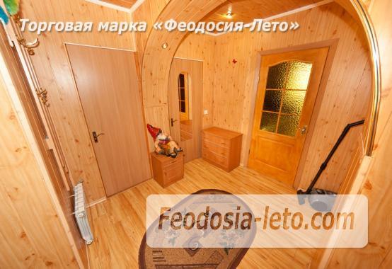 2 комнатная квартира на улице Дружбы, 30-В на Золотом пляже в Феодосии - фотография № 6
