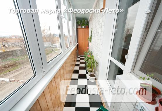 2 комнатная квартира на улице Дружбы, 30-В на Золотом пляже в Феодосии - фотография № 10