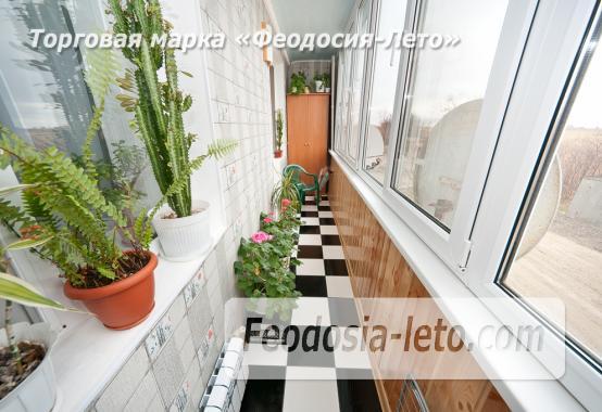 2 комнатная квартира на улице Дружбы, 30-В на Золотом пляже в Феодосии - фотография № 11