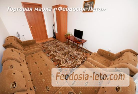 3 комнатная первоклассная квартира в Феодосии на улице Федько, 1-А - фотография № 3