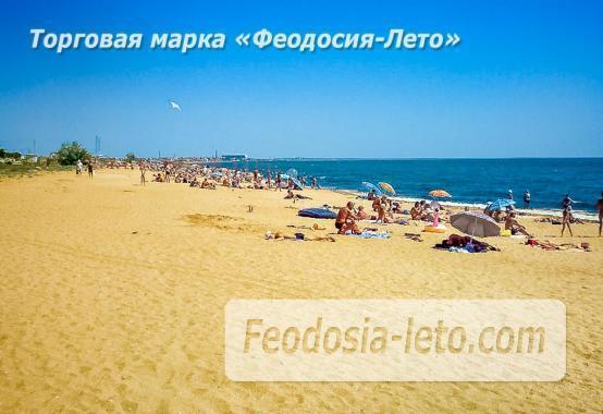 Береговое Феодосия пляжи - фотография № 10