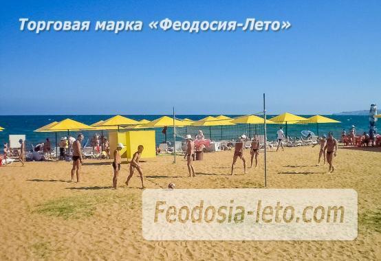 Береговое Феодосия пляжи - фотография № 3