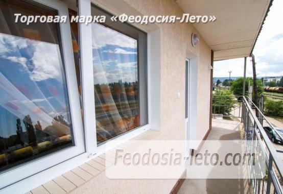 Популярный отель в Феодосии на Черноморской набережной - фотография № 8