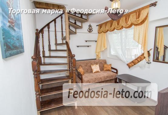 Популярный отель в Феодосии на Черноморской набережной - фотография № 9