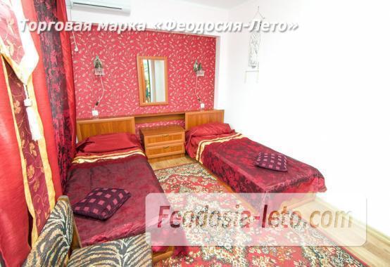 Популярный отель в Феодосии на Черноморской набережной - фотография № 13