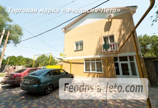 Популярный отель в Феодосии на улице Листовничей - фотография № 1
