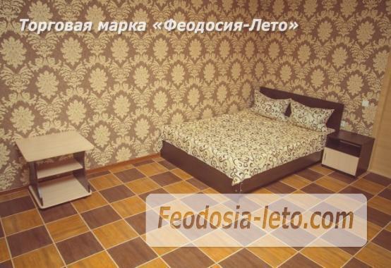Популярный отель в Феодосии на улице Листовничей - фотография № 9