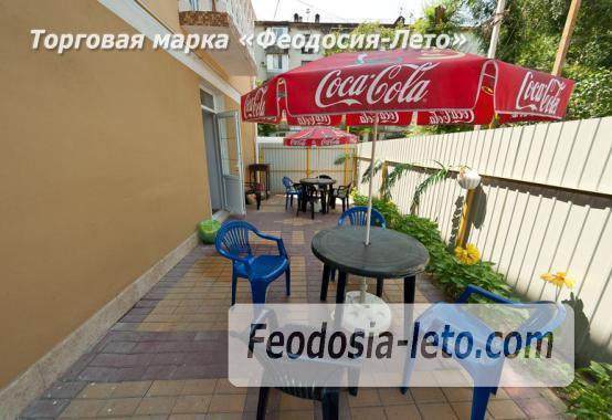 Популярный отель в Феодосии на улице Листовничей - фотография № 19
