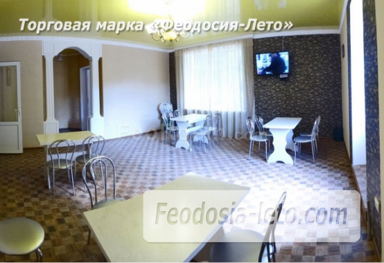Популярный отель в Феодосии на улице Листовничей - фотография № 2