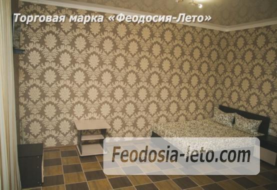 Популярный отель в Феодосии на улице Листовничей - фотография № 3