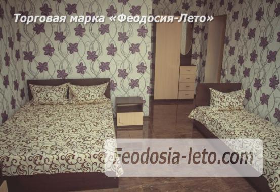 Популярный отель в Феодосии на улице Листовничей - фотография № 4
