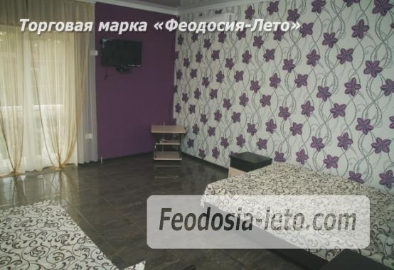 Популярный отель в Феодосии на улице Листовничей - фотография № 7