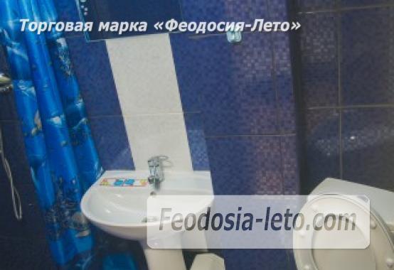 Популярный отель в Феодосии на улице Листовничей - фотография № 13