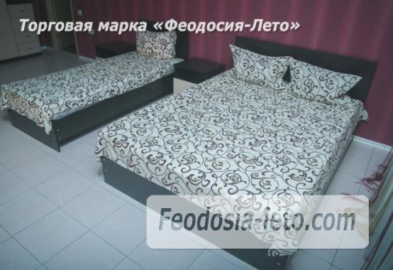Популярный отель в Феодосии на улице Листовничей - фотография № 16