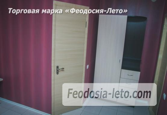 Популярный отель в Феодосии на улице Листовничей - фотография № 17