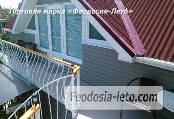 Частный сектор в г. Феодосия, район кинотеатра Украина - фотография № 17