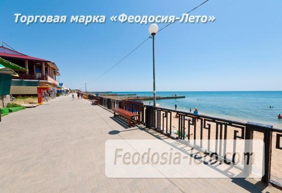 набережная посёлка Приморский - фотография № 9
