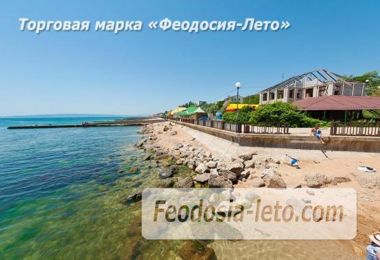 набережная посёлка Приморский - фотография № 5