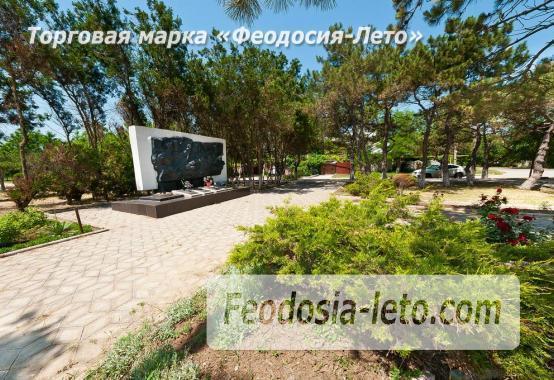 памятники в посёлке Приморский - фотография № 7