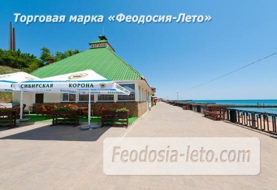 набережная посёлка Приморский - фотография № 10