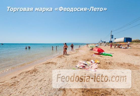 пляж посёлка Приморский - фотография № 12