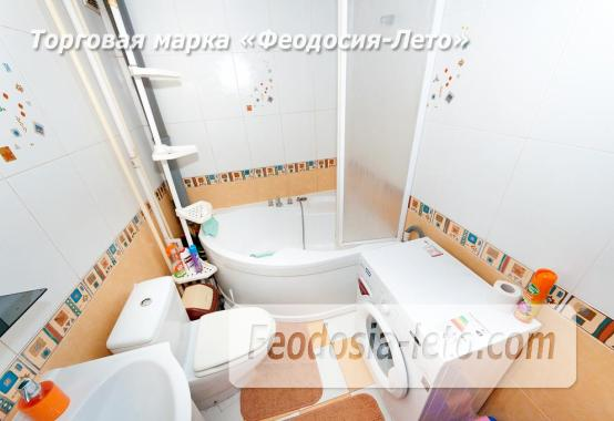 3 комнатная просторная квартира в Феодосии, улица Крымская - фотография № 14