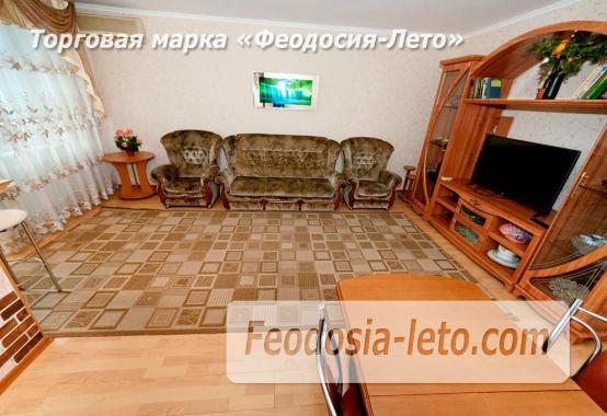 3 комнатная просторная квартира в Феодосии, улица Крымская - фотография № 2