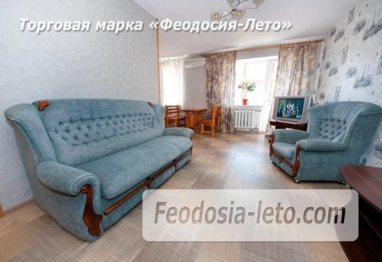 Квартира рядом с парком Динамо в Феодосии - фотография № 10