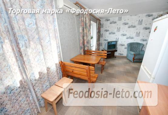 Квартира рядом с парком Динамо в Феодосии - фотография № 15