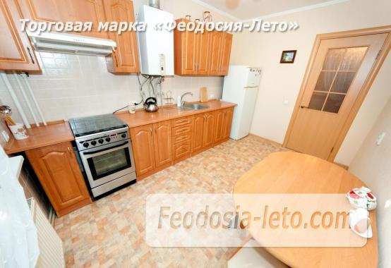 Квартира в г. Феодосия посуточно, улица Профсоюзная. 14 - фотография № 4