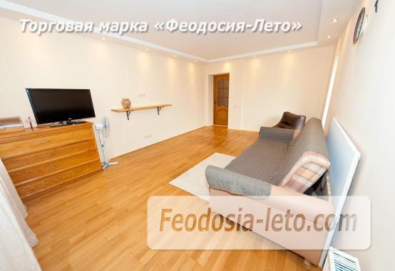 3 комнатная квартира в Феодосии, бульвар Старшинова, 10-А - фотография № 7