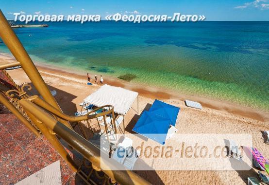 Роскошный эллинг на Черноморской набережной в г. Феодосия - фотография № 1