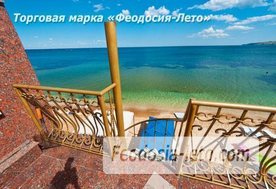 Роскошный эллинг на Черноморской набережной в г. Феодосия - фотография № 15