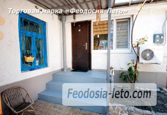 2-комнатный дом у моря в городе Феодосия, переулок Беломорский - фотография № 2