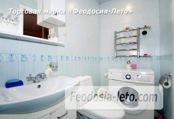 2-комнатный дом у моря в городе Феодосия, переулок Беломорский - фотография № 11
