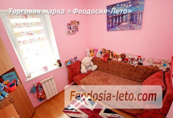 2-комнатный дом у моря в городе Феодосия, переулок Беломорский - фотография № 6