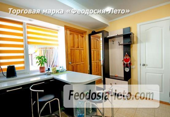 2-комнатный дом у моря в городе Феодосия, переулок Беломорский - фотография № 8