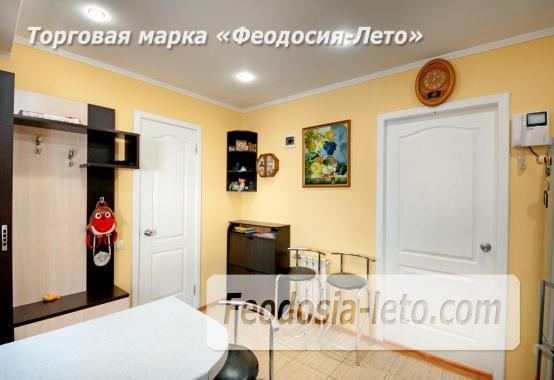 2-комнатный дом у моря в городе Феодосия, переулок Беломорский - фотография № 9