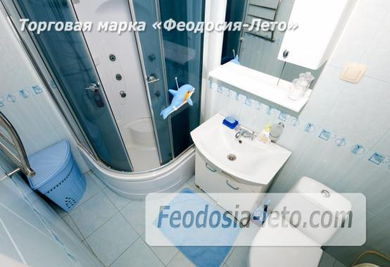 2-комнатный дом у моря в городе Феодосия, переулок Беломорский - фотография № 12