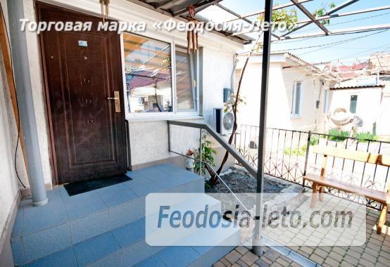 2-комнатный дом у моря в городе Феодосия, переулок Беломорский - фотография № 13