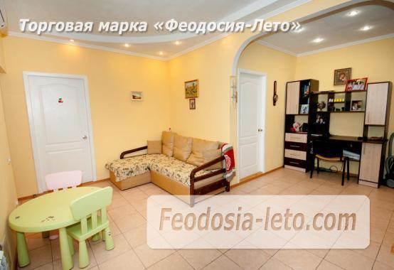 2-комнатный дом у моря в городе Феодосия, переулок Беломорский - фотография № 15