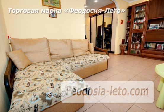 2-комнатный дом у моря в городе Феодосия, переулок Беломорский - фотография № 17