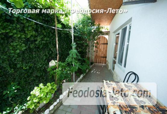 Дом под ключ в рядом с песчаными пляжами в г. Феодосия - фотография № 1